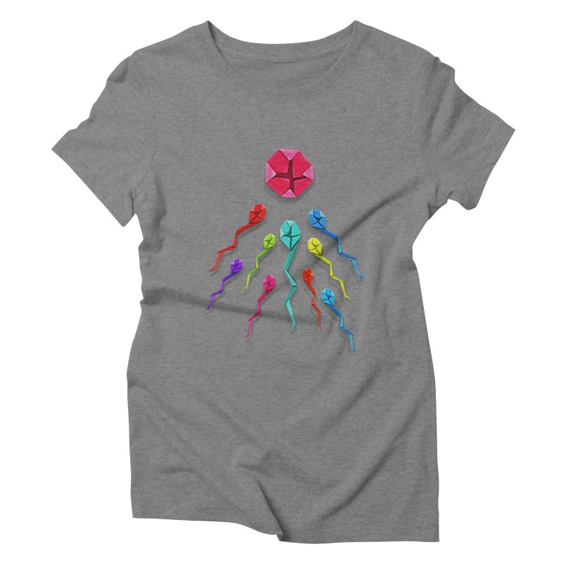Origasmi Women's T-Shirt by ZEROSTILE'S ARTIST SHOP