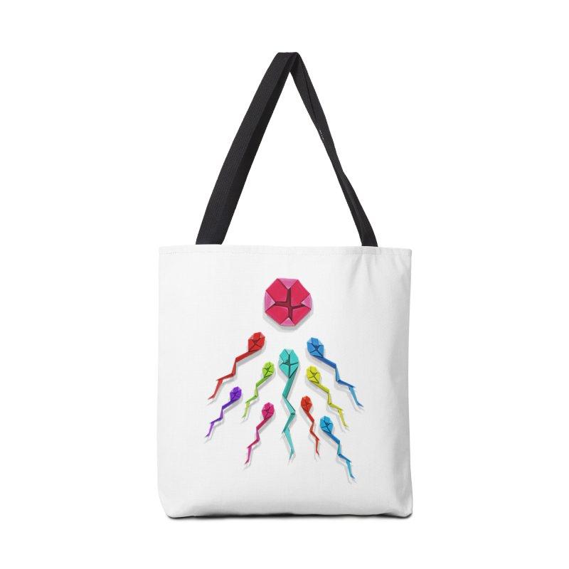 Origasmi Accessories Bag by ZEROSTILE'S ARTIST SHOP