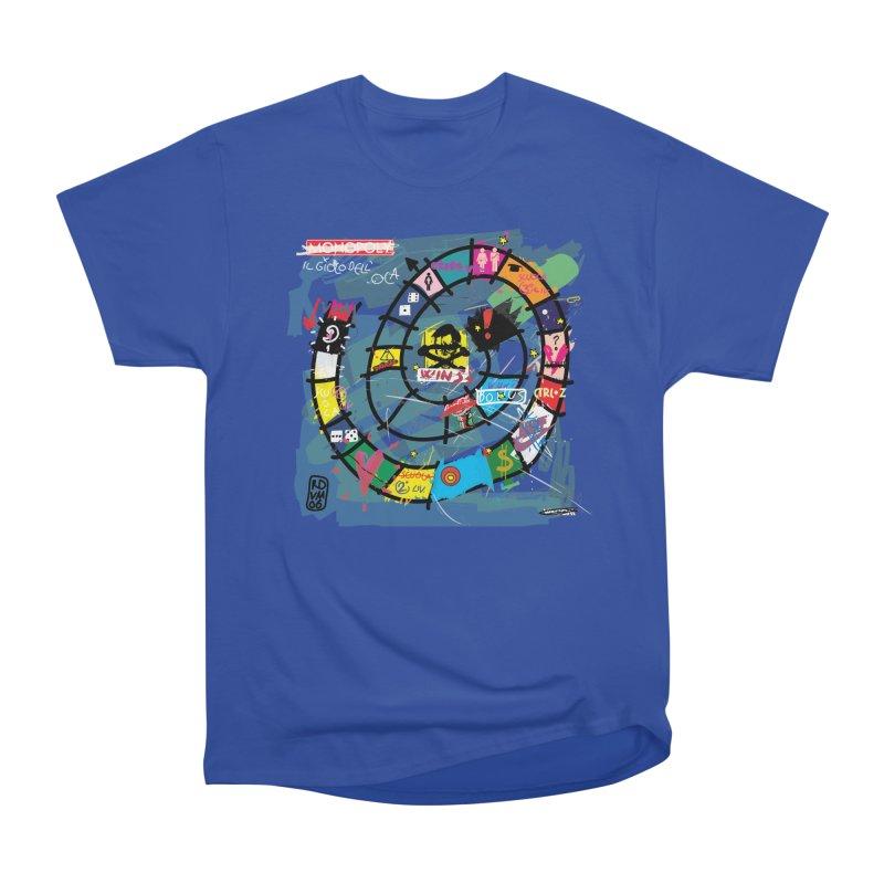 Goose game Men's T-Shirt by ZEROSTILE'S ARTIST SHOP