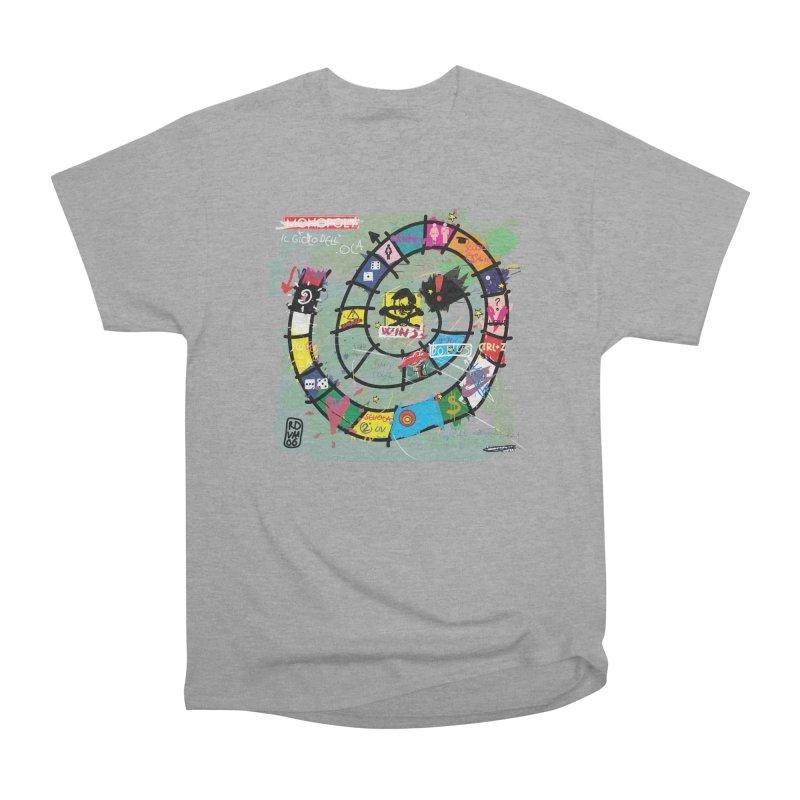 Goose game Men's Classic T-Shirt by ZEROSTILE'S ARTIST SHOP