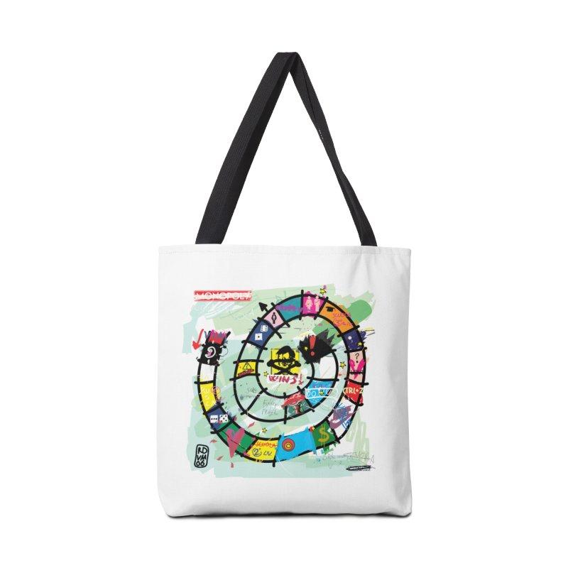 Goose game Accessories Bag by ZEROSTILE'S ARTIST SHOP