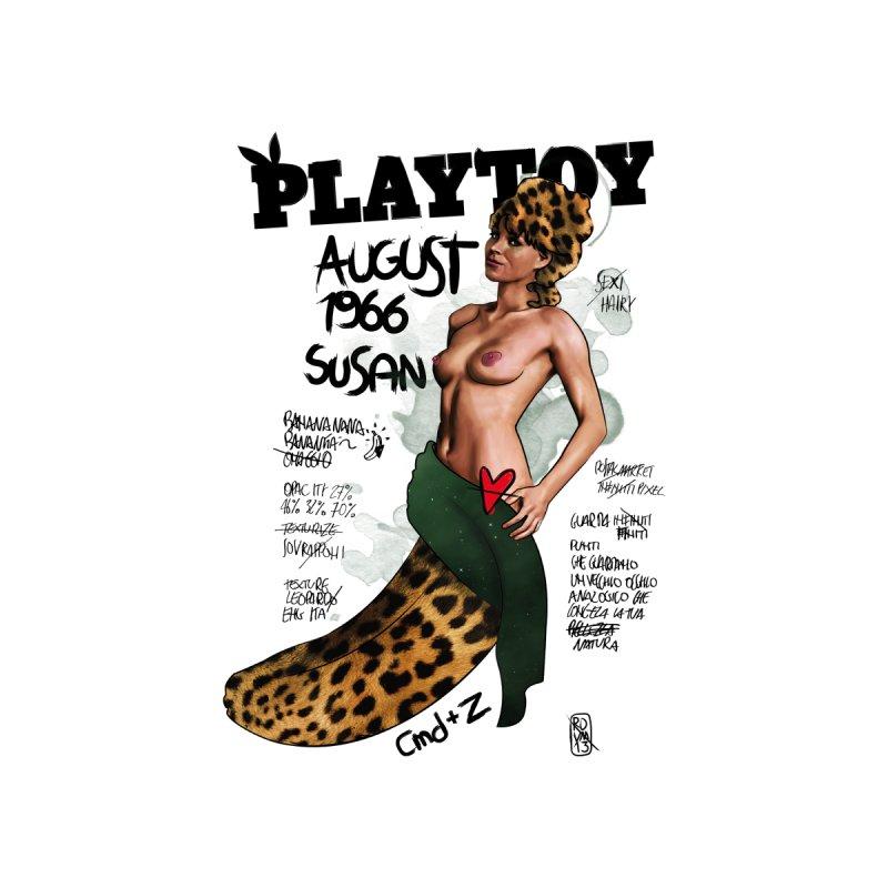 SUSAN 1966 - PLAYTOY by ZEROSTILE'S ARTIST SHOP