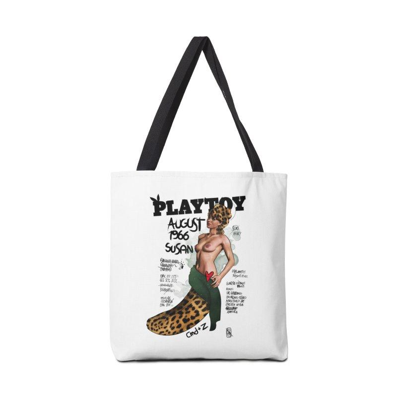SUSAN 1966 - PLAYTOY Accessories Bag by ZEROSTILE'S ARTIST SHOP