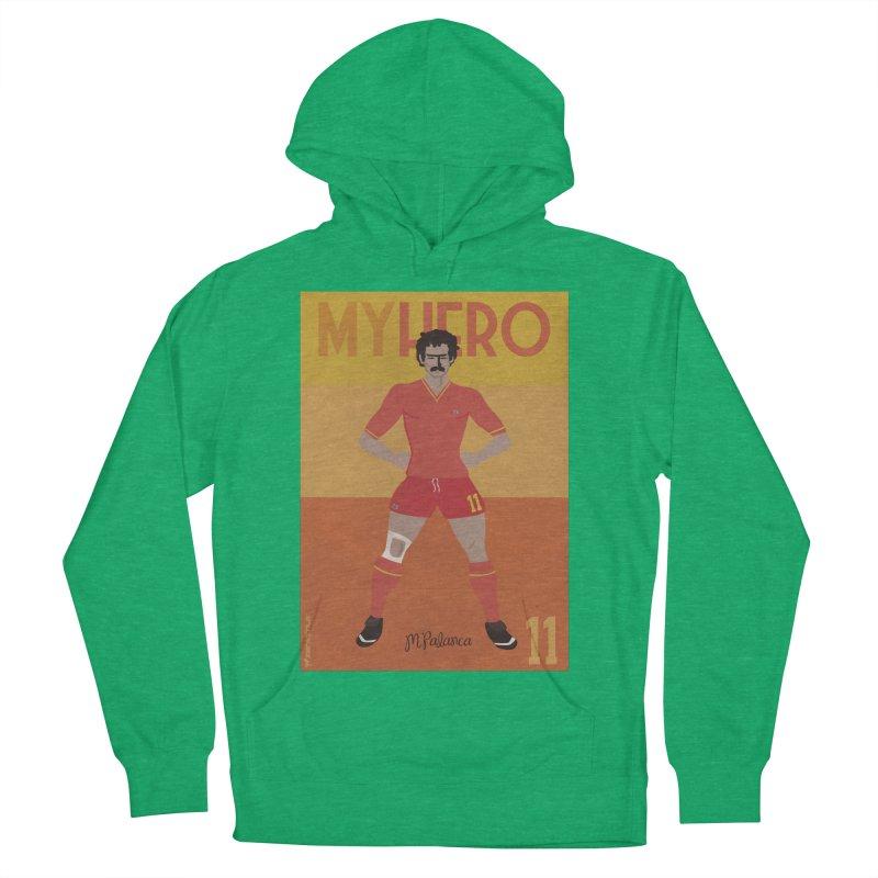 Palanca My Hero Vintage Edition Men's Pullover Hoody by ZEROSTILE'S ARTIST SHOP