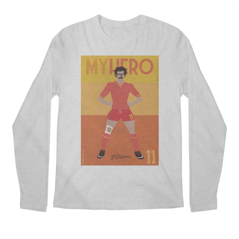 Palanca My Hero Vintage Edition Men's Longsleeve T-Shirt by ZEROSTILE'S ARTIST SHOP