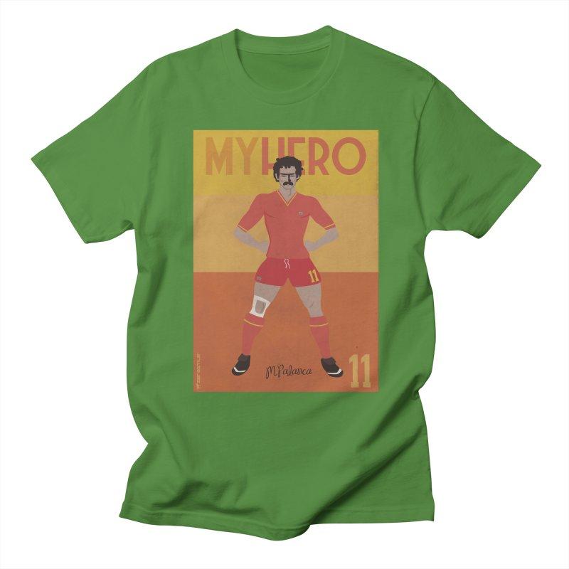 Palanca My Hero Vintage Edition Men's T-shirt by ZEROSTILE'S ARTIST SHOP
