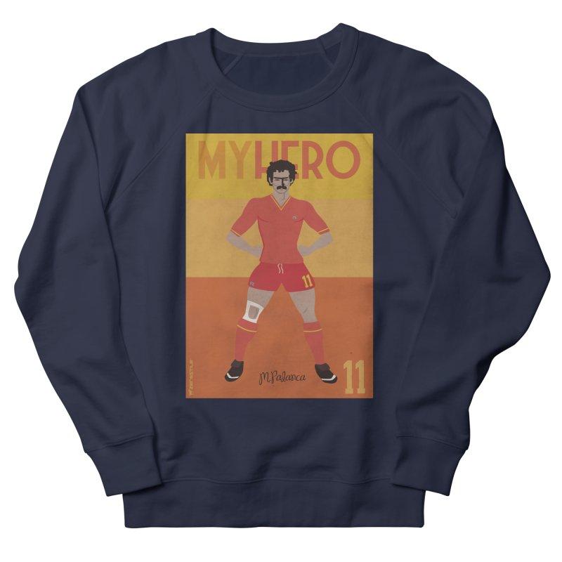 Palanca My Hero Vintage Edition Men's Sweatshirt by ZEROSTILE'S ARTIST SHOP
