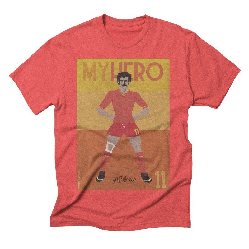 Palanca My Hero Vintage Edition Men's Triblend T-shirt by ZEROSTILE'S ARTIST SHOP