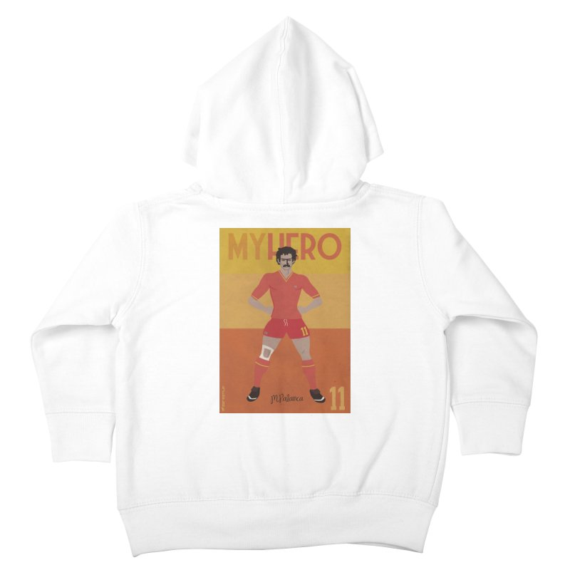 Palanca My Hero Vintage Edition Kids Toddler Zip-Up Hoody by ZEROSTILE'S ARTIST SHOP