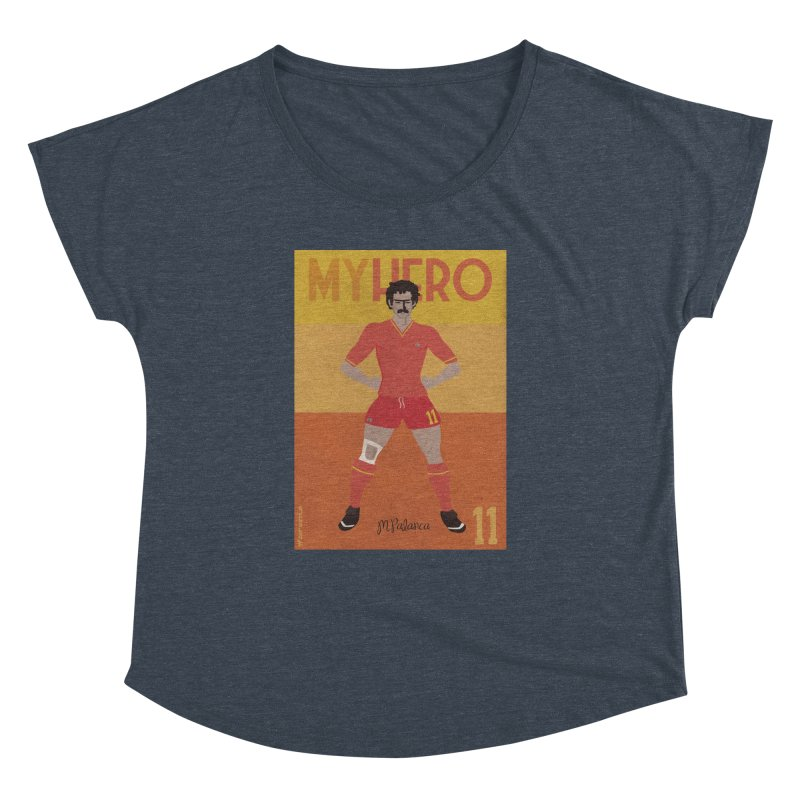 Palanca My Hero Vintage Edition Women's Dolman by ZEROSTILE'S ARTIST SHOP
