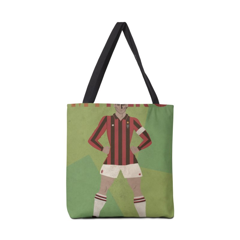 Baresi My Hero Vintage Edition Accessories Bag by ZEROSTILE'S ARTIST SHOP