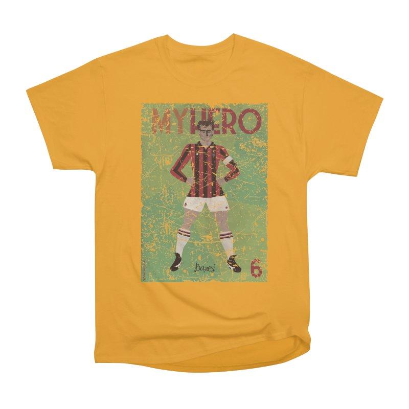 Baresi My Hero Grunge Edition Women's Classic Unisex T-Shirt by ZEROSTILE'S ARTIST SHOP
