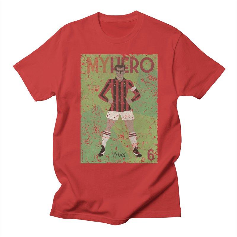Baresi My Hero Grunge Edition Women's Unisex T-Shirt by ZEROSTILE'S ARTIST SHOP