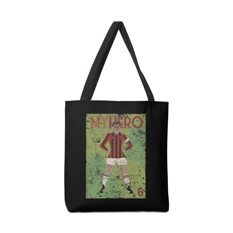 Baresi My Hero Grunge Edition Accessories Bag by ZEROSTILE'S ARTIST SHOP