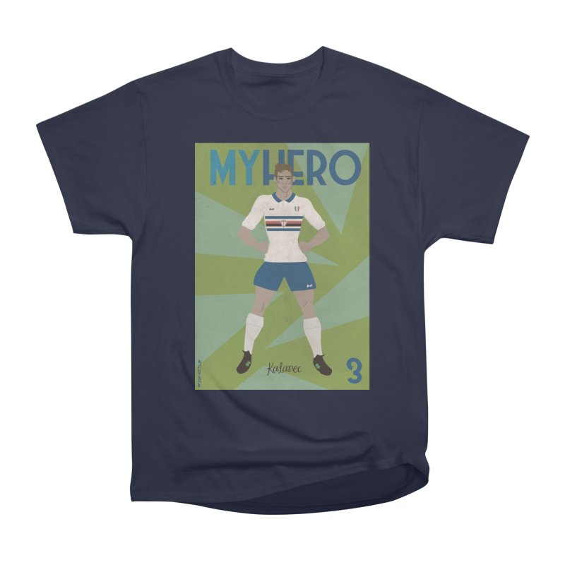 Katanec MyHero Vintage Edition Women's Classic Unisex T-Shirt by ZEROSTILE'S ARTIST SHOP