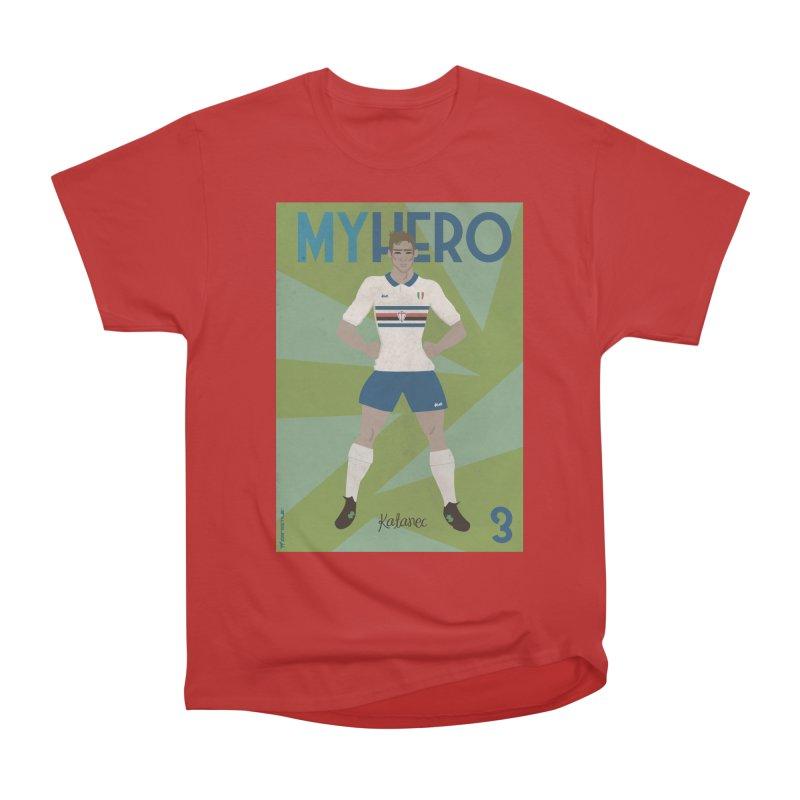 Katanec MyHero Vintage Edition Men's Classic T-Shirt by ZEROSTILE'S ARTIST SHOP