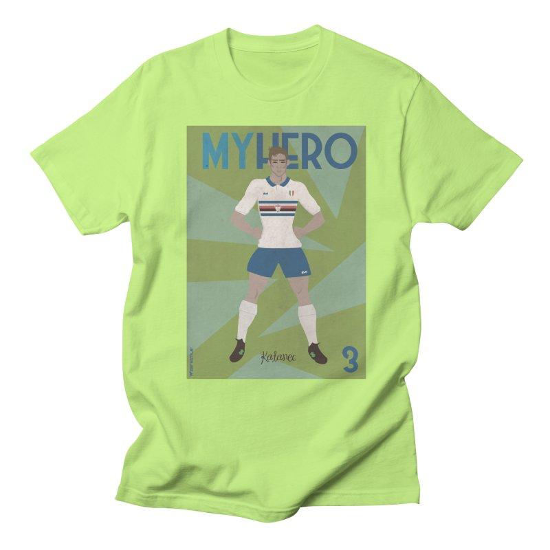 Katanec MyHero Vintage Edition Women's Unisex T-Shirt by ZEROSTILE'S ARTIST SHOP