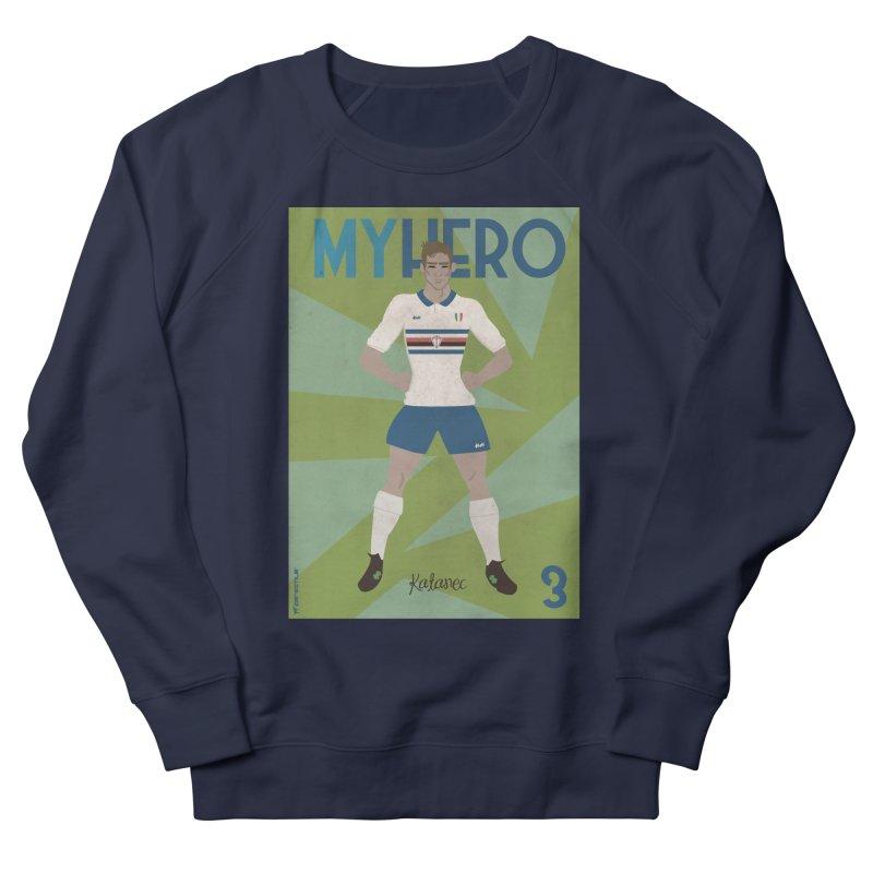 Katanec MyHero Vintage Edition Women's Sweatshirt by ZEROSTILE'S ARTIST SHOP