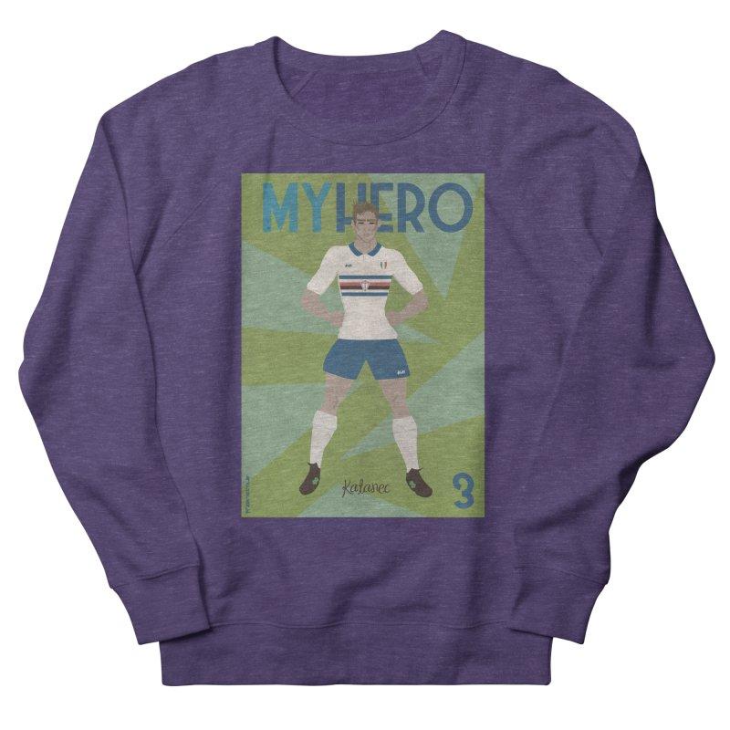 Katanec MyHero Vintage Edition Men's Sweatshirt by ZEROSTILE'S ARTIST SHOP