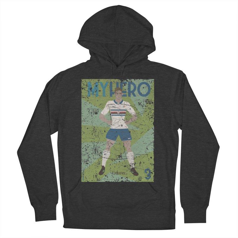 Katanec My Hero Grunge Edition Men's Pullover Hoody by ZEROSTILE'S ARTIST SHOP