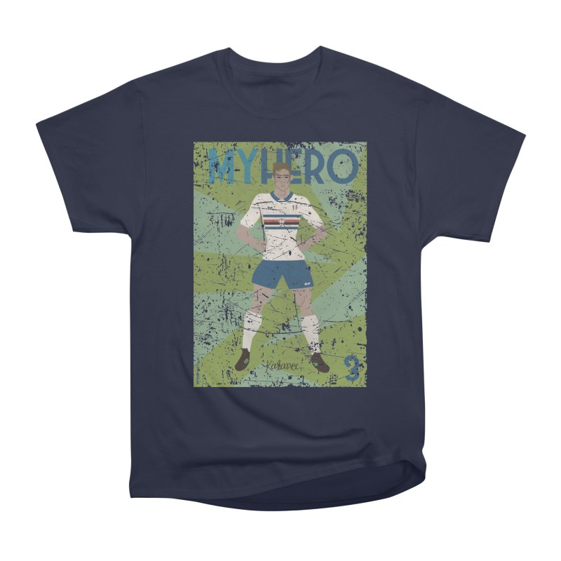 Katanec My Hero Grunge Edition Women's Classic Unisex T-Shirt by ZEROSTILE'S ARTIST SHOP