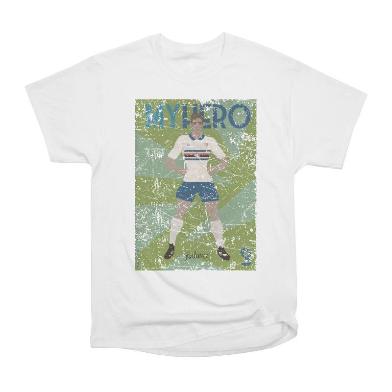 Katanec My Hero Grunge Edition Men's Classic T-Shirt by ZEROSTILE'S ARTIST SHOP