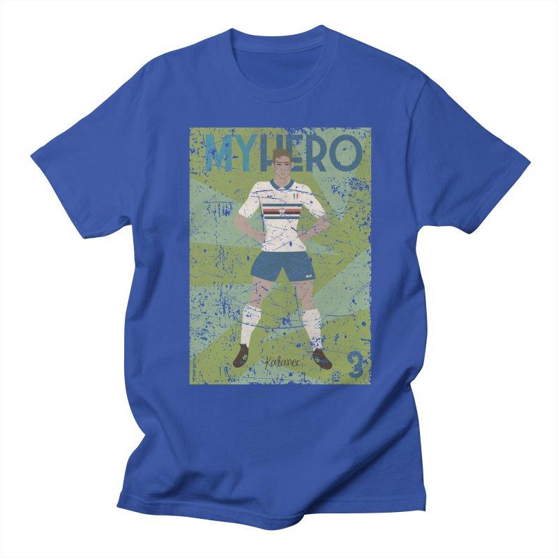 Katanec My Hero Grunge Edition Women's Unisex T-Shirt by ZEROSTILE'S ARTIST SHOP