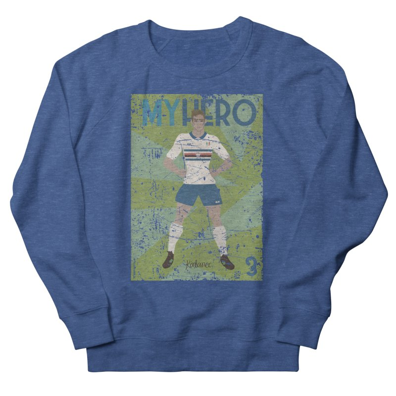 Katanec My Hero Grunge Edition Men's Sweatshirt by ZEROSTILE'S ARTIST SHOP