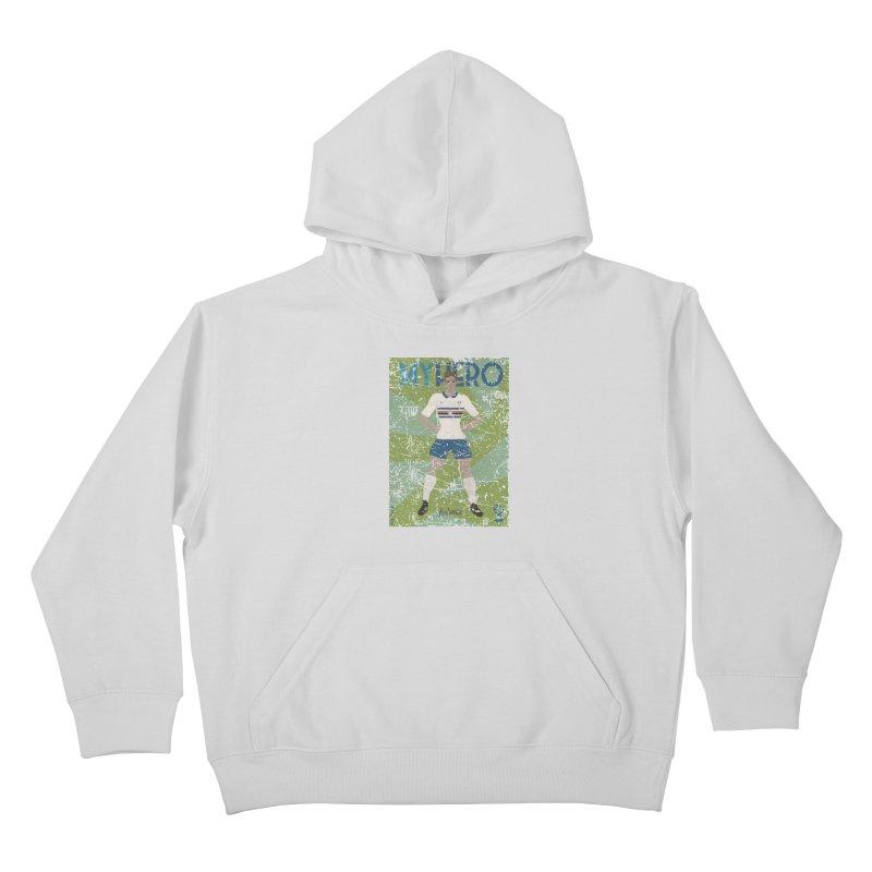 Katanec My Hero Grunge Edition Kids Pullover Hoody by ZEROSTILE'S ARTIST SHOP