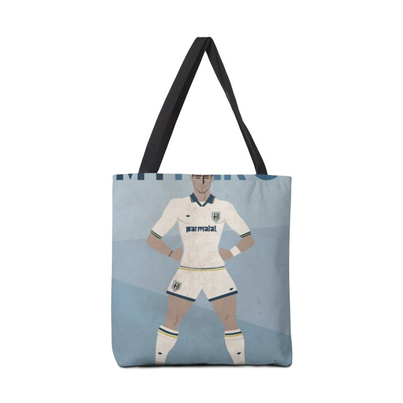 Dino Baggio My Hero Vintage Edition Accessories Bag by ZEROSTILE'S ARTIST SHOP