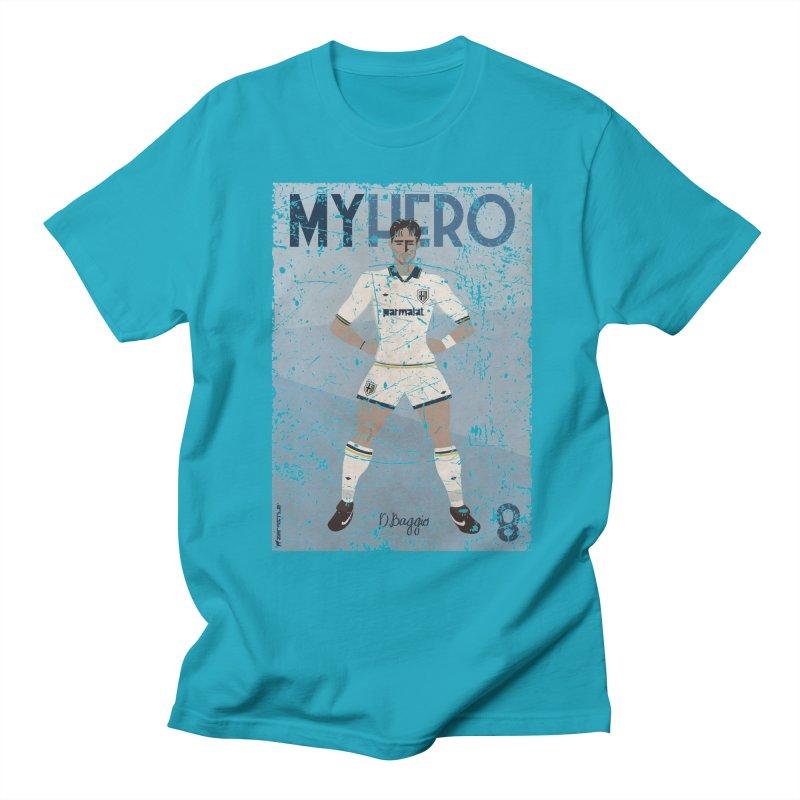 Dino Baggio My Hero Grunge Edition Women's Unisex T-Shirt by ZEROSTILE'S ARTIST SHOP