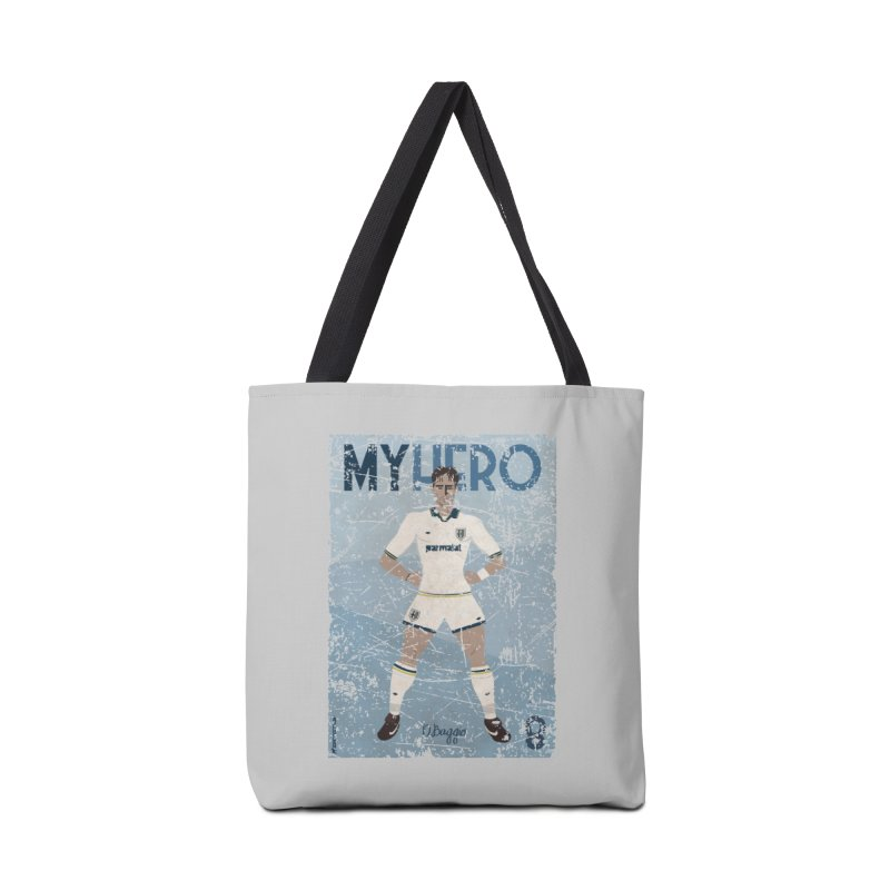 Dino Baggio My Hero Grunge Edition Accessories Bag by ZEROSTILE'S ARTIST SHOP