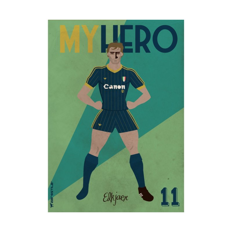 Elkjaer My Hero Vintage Edition by ZEROSTILE'S ARTIST SHOP