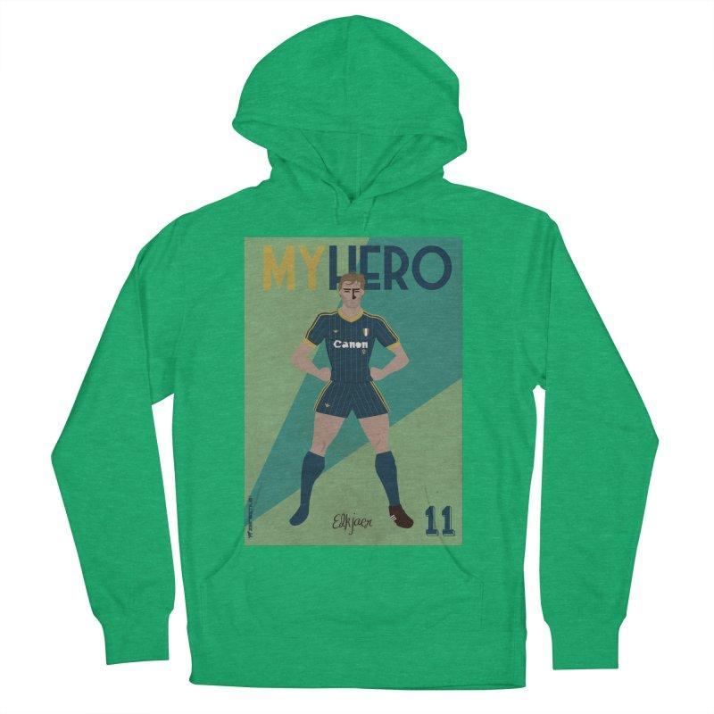 Elkjaer My Hero Vintage Edition Men's Pullover Hoody by ZEROSTILE'S ARTIST SHOP