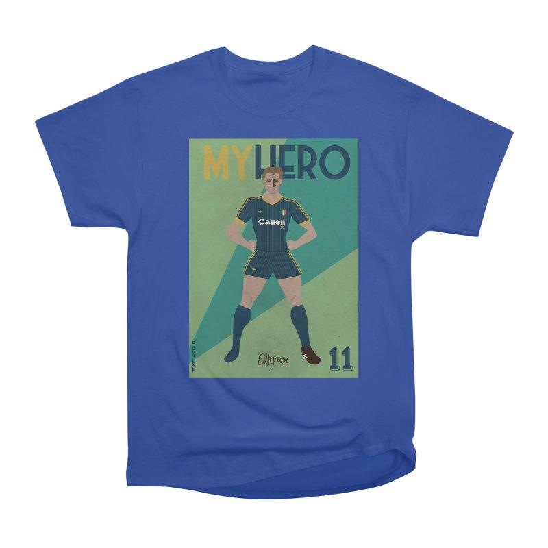 Elkjaer My Hero Vintage Edition Men's Classic T-Shirt by ZEROSTILE'S ARTIST SHOP