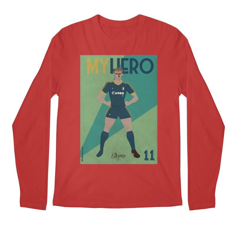 Elkjaer My Hero Vintage Edition Men's Longsleeve T-Shirt by ZEROSTILE'S ARTIST SHOP