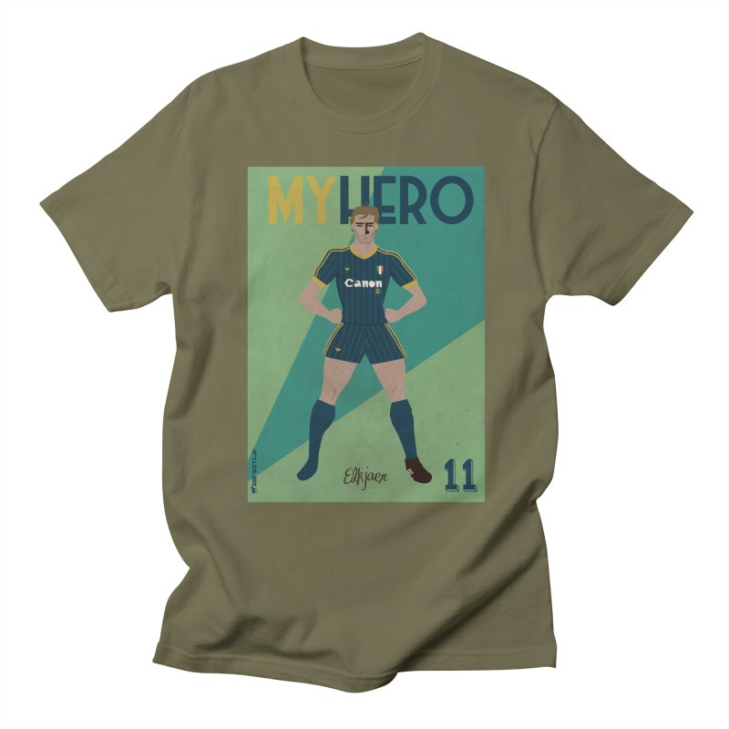 Elkjaer My Hero Vintage Edition Women's Unisex T-Shirt by ZEROSTILE'S ARTIST SHOP