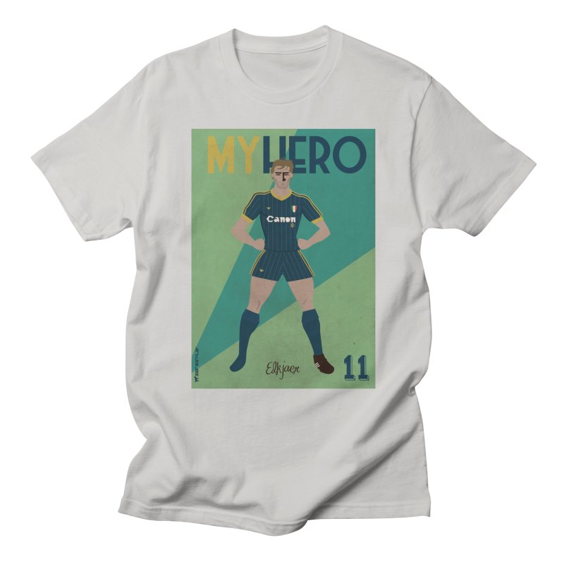 Elkjaer My Hero Vintage Edition Men's T-Shirt by ZEROSTILE'S ARTIST SHOP
