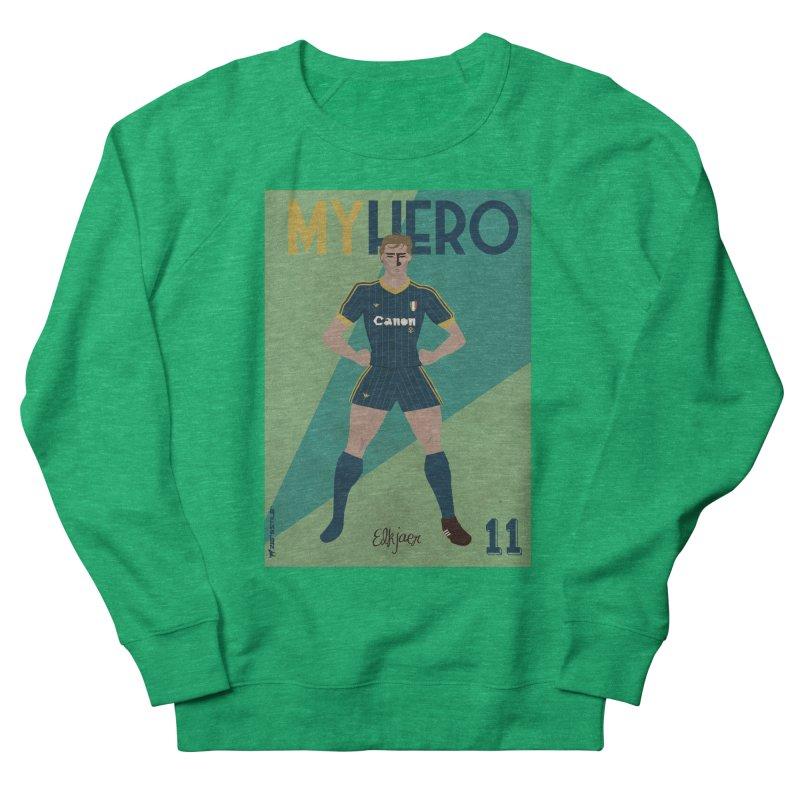 Elkjaer My Hero Vintage Edition Men's Sweatshirt by ZEROSTILE'S ARTIST SHOP