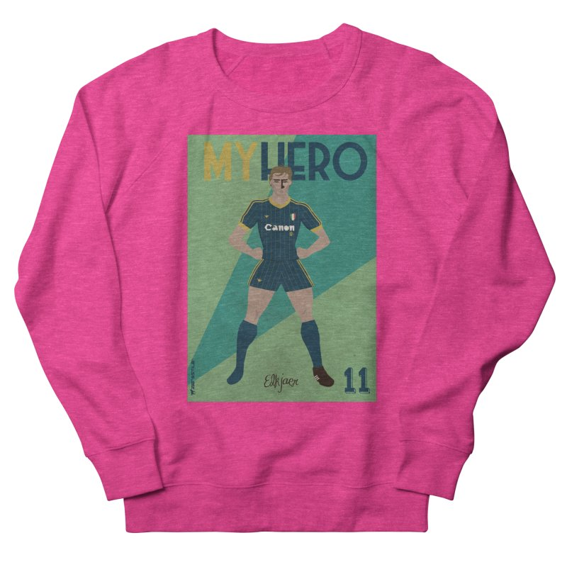 Elkjaer My Hero Vintage Edition Men's Sweatshirt by ZEROSTILE'S ARTIST SHOP