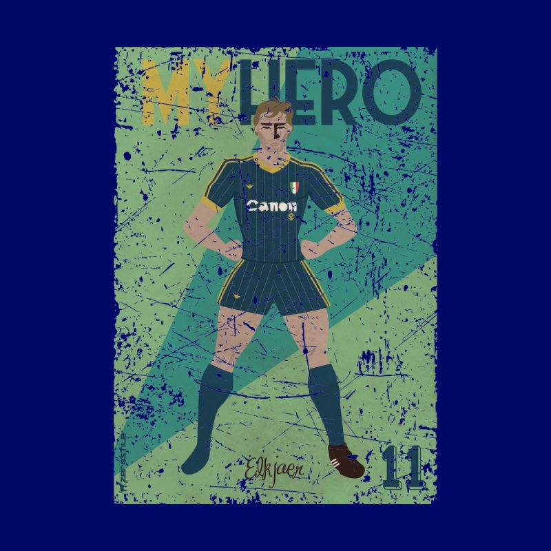 Elkjaer My Hero Grunge Edition by ZEROSTILE'S ARTIST SHOP