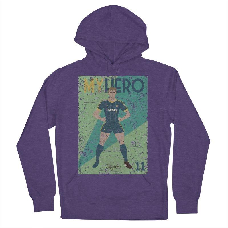 Elkjaer My Hero Grunge Edition Men's Pullover Hoody by ZEROSTILE'S ARTIST SHOP