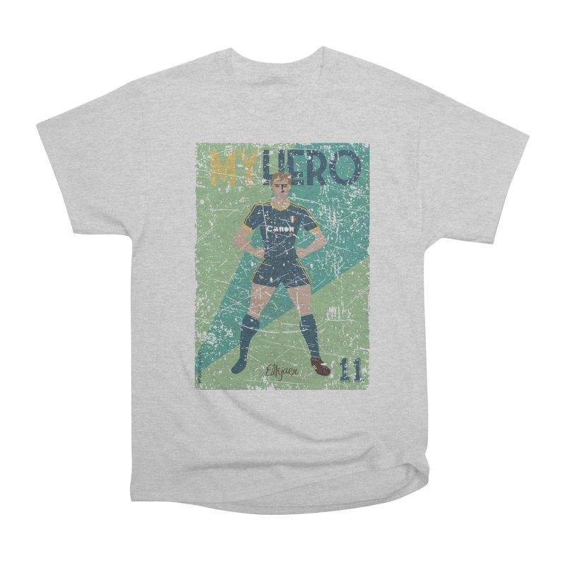 Elkjaer My Hero Grunge Edition Women's Classic Unisex T-Shirt by ZEROSTILE'S ARTIST SHOP