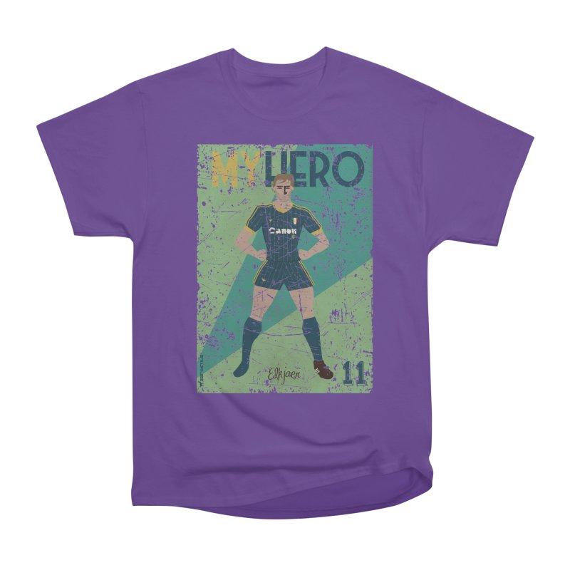 Elkjaer My Hero Grunge Edition Men's Classic T-Shirt by ZEROSTILE'S ARTIST SHOP