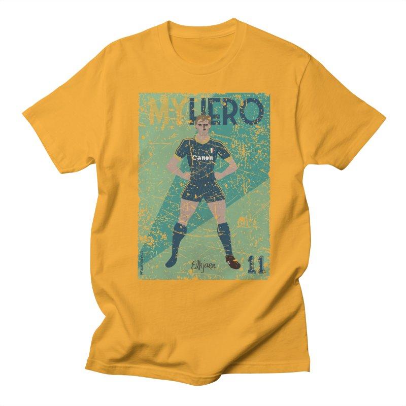 Elkjaer My Hero Grunge Edition Women's Unisex T-Shirt by ZEROSTILE'S ARTIST SHOP