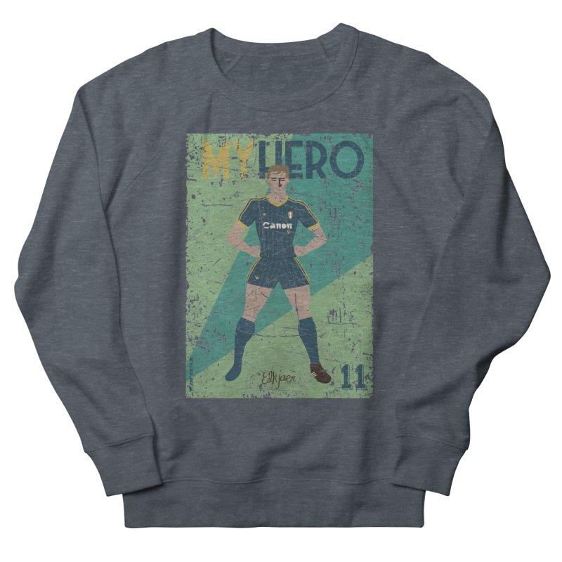 Elkjaer My Hero Grunge Edition Women's Sweatshirt by ZEROSTILE'S ARTIST SHOP