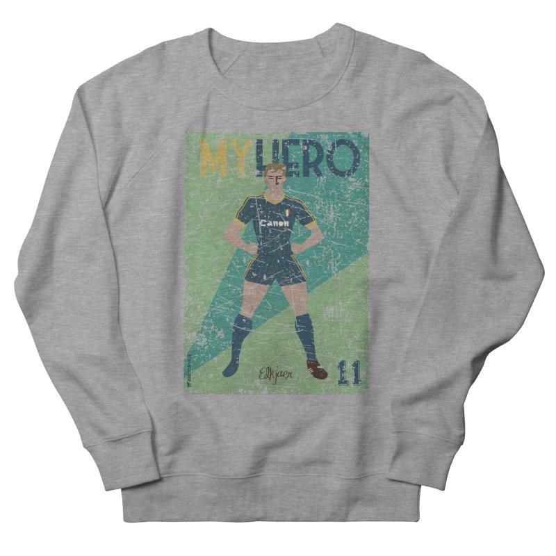 Elkjaer My Hero Grunge Edition Men's Sweatshirt by ZEROSTILE'S ARTIST SHOP