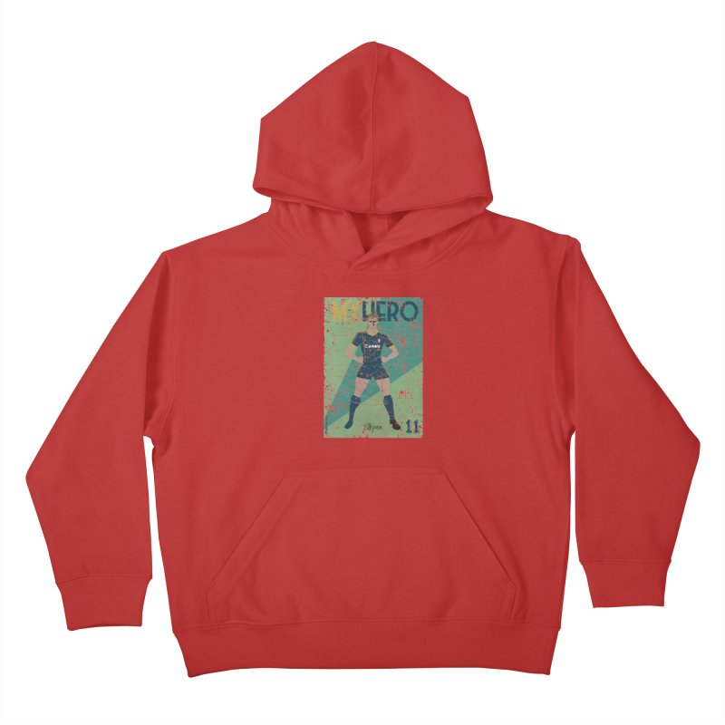 Elkjaer My Hero Grunge Edition Kids Pullover Hoody by ZEROSTILE'S ARTIST SHOP