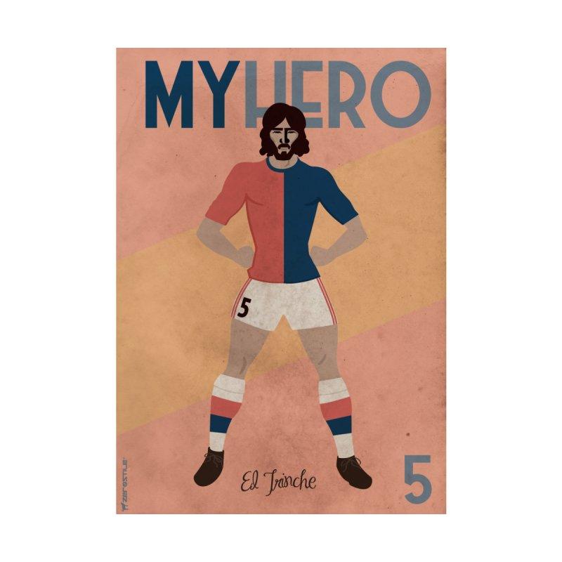 Carlovich EL TRINCHE My hero Vintage Edition by ZEROSTILE'S ARTIST SHOP