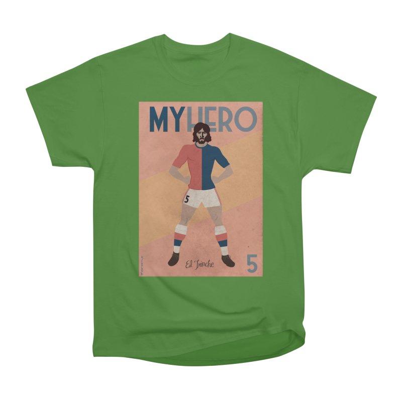 Carlovich EL TRINCHE My hero Vintage Edition Men's Classic T-Shirt by ZEROSTILE'S ARTIST SHOP